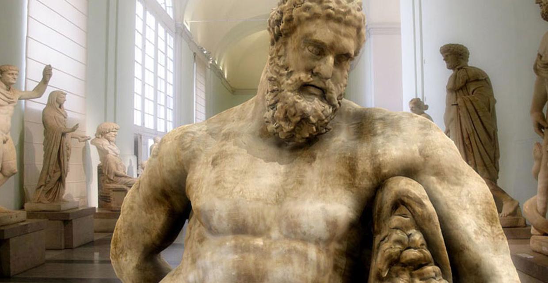 Restauro Digitale Ercole Farnese