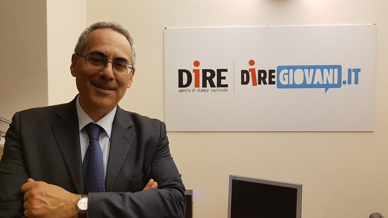 Il direttore Nico Perrone